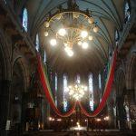 Interior of St-Pierre Apotre church