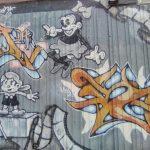 Murale rue St-Timothé, Place Dupuis