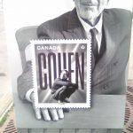 Leonard Cohen's new Canadain stamp