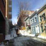St-Christophe street north of Ontario