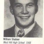 William Shatner 1948, West Hill High school