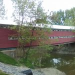 Pont Grandchamp, in Berthierville, in rural Québec near INCIMAL (incineration animal service).  As my other 2 dogs, DITO got the private incineration and his ashes will be delivered back to me in a white coffer (not an urn).