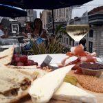 Assiette e charcuterie et fromage at Nelligan