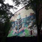Mural on Duluth street
