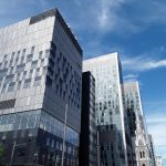 CHUM- Centre universitaire universté de Montréal in operation and BEAUTIFUL!